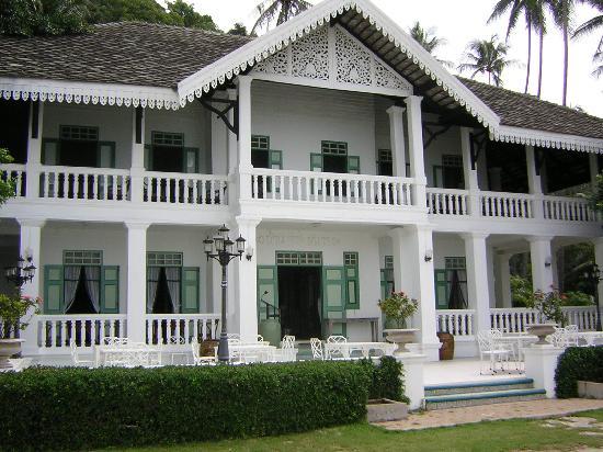 "Cape Panwa Hotel: Restaurante thailandes ""Panwa House"""