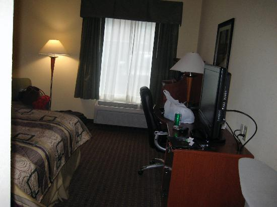 Sleep Inn & Suites Pooler: room 2