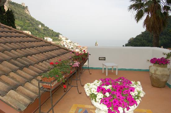 Hotel Villa Annalara: Edera terrace