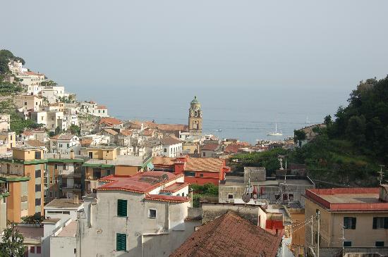 Hotel Villa Annalara: View from Edera terrace
