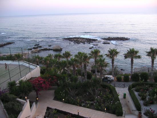 Atlantica Golden Beach Hotel : View from room