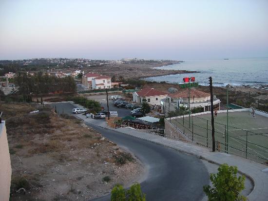 Atlantica Golden Beach Hotel : room side view