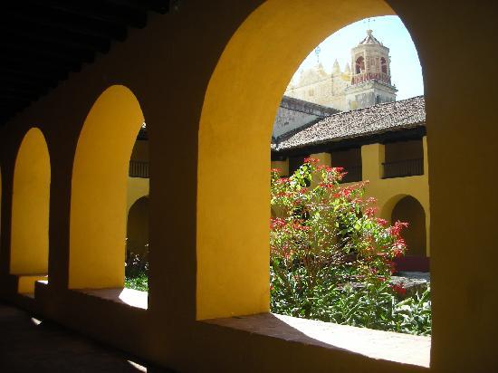 San Cristobal de las Casas, Mexiko: templo santo domingo