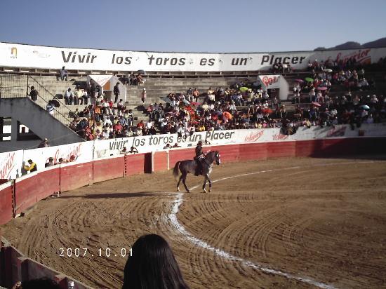 San Cristobal de las Casas, Mexiko: plaza de toros
