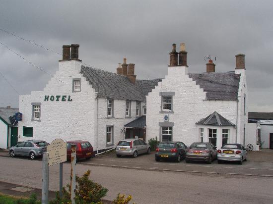 Melvich Hotel : The hotel