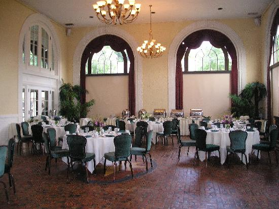 Bethlehem, PA: 1741 Restaurant in the Lobby