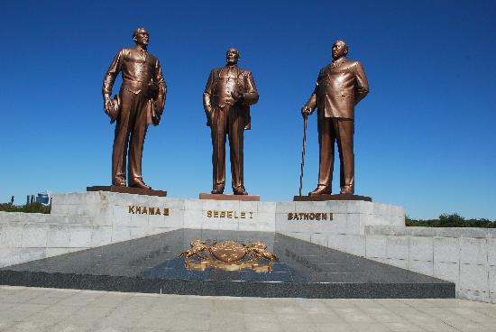 Cresta President Hotel : Interesting Tour around Gaborone