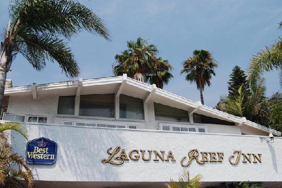 Laguna Beach Lodge: Exterior of Laguna Reef