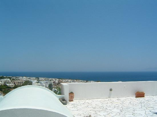 Aegean View Hotel: view from room 523