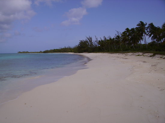 Great Inagua Island: Northwest point