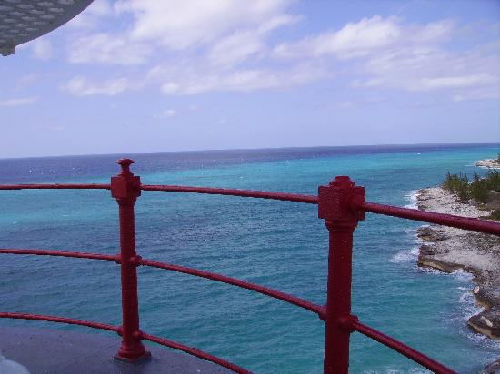 Great Inagua Island: View from lighthouse