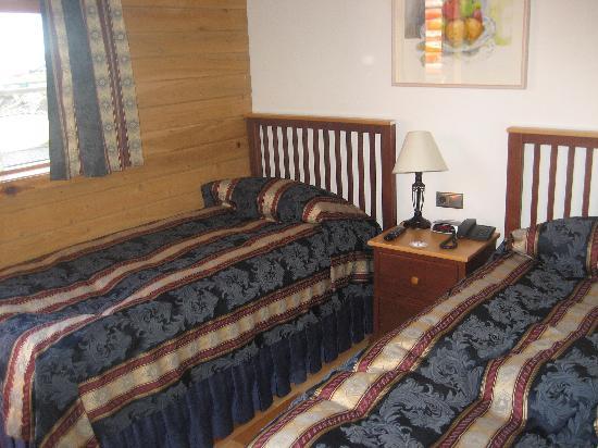 Hotel Ranga: Bedroom