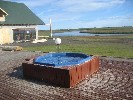 Hotel Ranga: Hot Tub