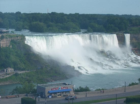 Crowne Plaza Niagara Falls - Fallsview: View from Room