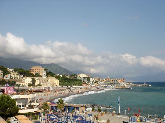 Italian Riviera Beach Hotel