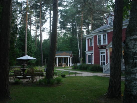 Saranac Inn Golf & Country Club: Great Areas to relax