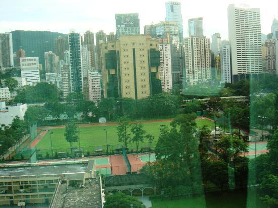 "Metropark Hotel Causeway Bay Hong Kong: ""Harbour View"""