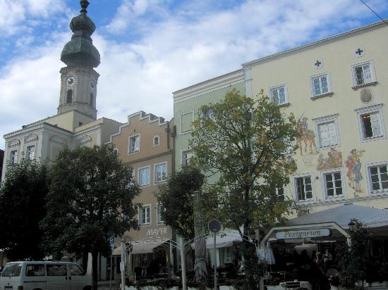 Hotel Post and Biergarden