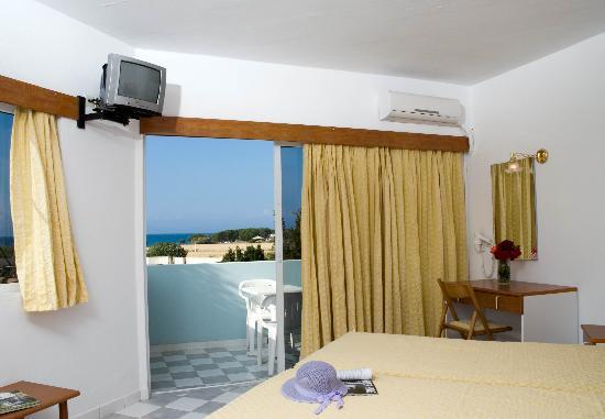 Theologos, Greece: Room