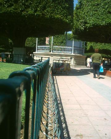 Valle de Santiago, Mexique : Parque Municipal
