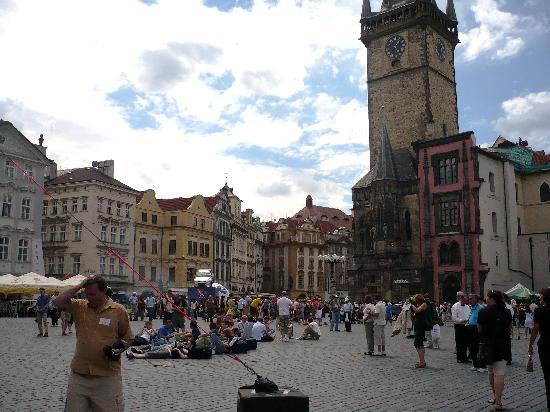 Amigo City Centre Hotel Praga