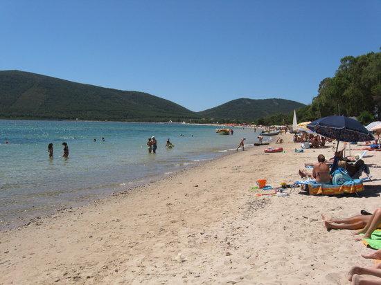 Alghero, Olaszország: Munoni Beach