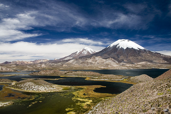 Arica, Chile: Parinacota & Pomerape | Lauca National Park | C