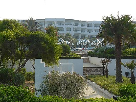Hotel Riu El Mansour: hôtel, petite partie