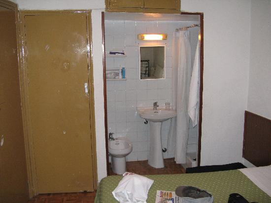Nuria Hotel : my room