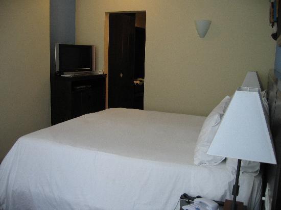 Hotel Casa do Amarelindo: room