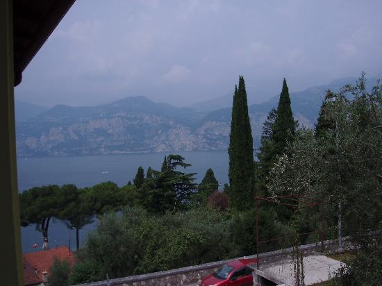 Hotel Garni Casa Popi: The lake from our room.