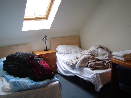 Euro Hostel Edinburgh Halls: bedroom
