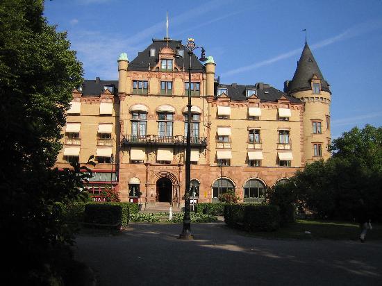 Grand Hotel Lund: Grand hotel, Lund
