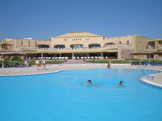 Three Corners Fayrouz Plaza Beach Resort : l'hôtel