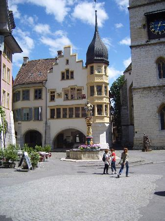Mercure Plaza Biel : Biel - Old Town