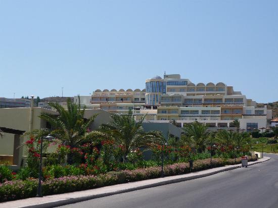 Kipriotis Panorama Hotel & Suites: L'hôtel