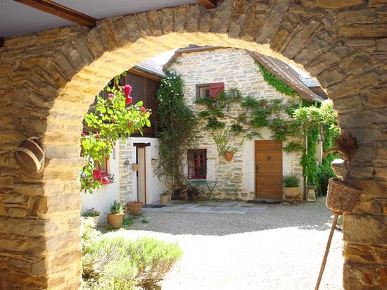 Maison Rancesamy: Entrance hall