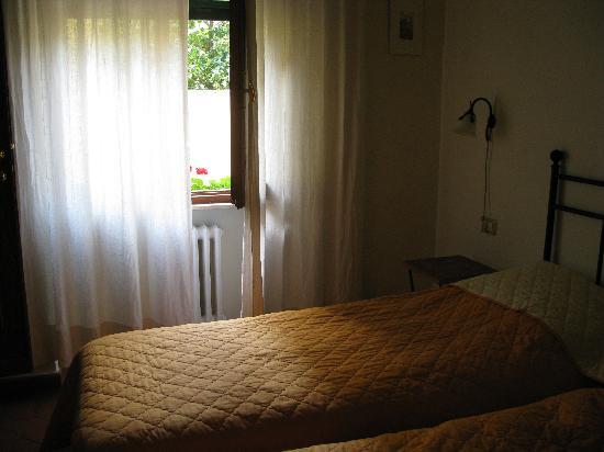 Antica Posta B&B : A very comfortable room