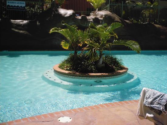 Hotel Cielo Mar: parte de la pisina