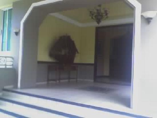 Hotel Cielo Mar: entrada