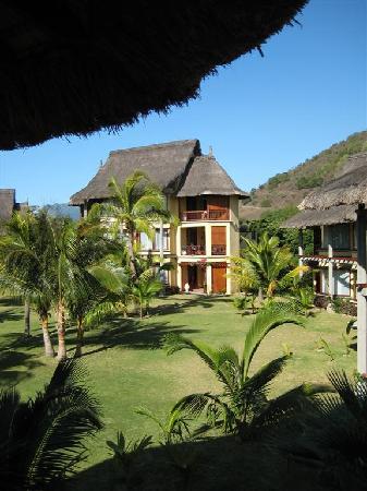 Dinarobin Beachcomber Golf Resort & Spa: Normal non-beachfront Junior Suite rooms