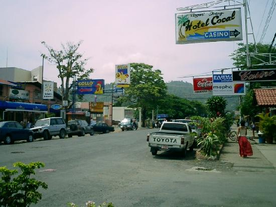 Downtown Jaco 2003