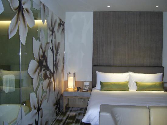 Crowne Plaza Changi Airport : Room