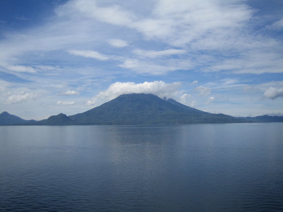 Jaibalito, Guatemala: View from Room