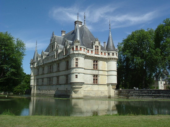 European Restaurants in Azay-le-Rideau