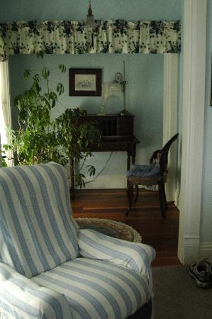 Feallock House: Lewis Room desk