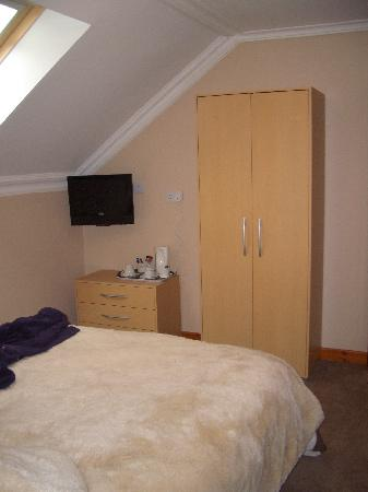 Capel Pisgah: double room