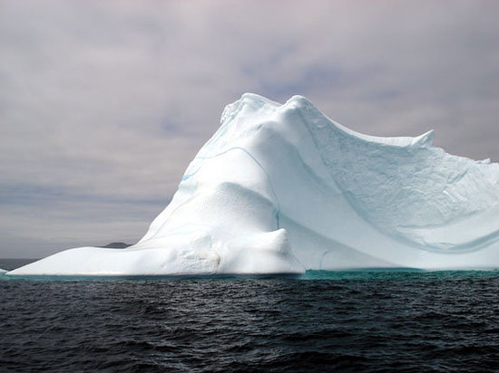 Newfoundland and Labrador, Kanada: and icebergs...