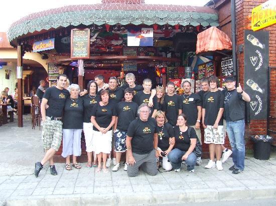 Trakia Plaza Hotel : plymouth crew july08