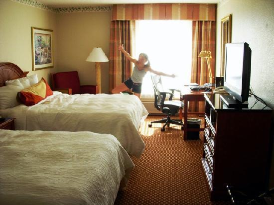 Hilton Garden Inn Anaheim/Garden Grove: Standard 2 Queens Room